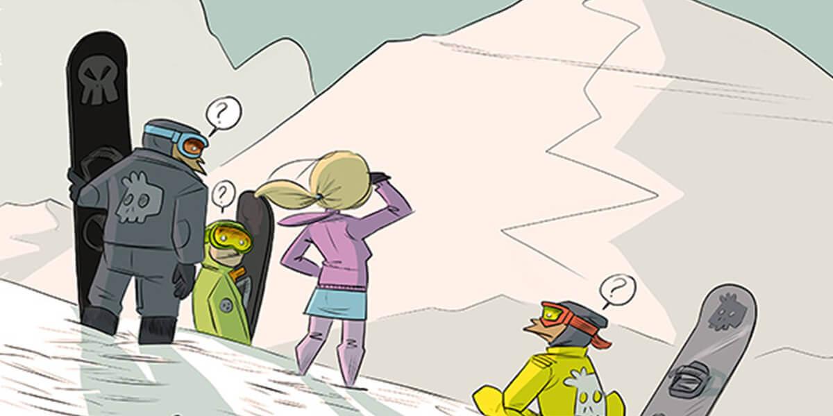 des bosses et des bulles -  article Anna Frost