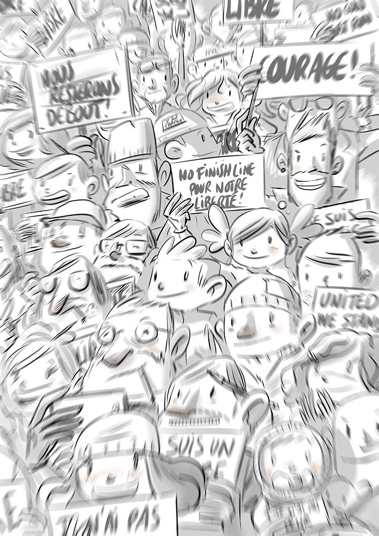 des bosses et des bulles - 11 janvier 2015