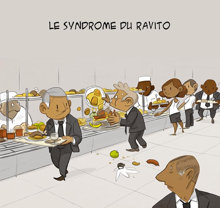 des bosses et des bulles - Le syndrome du ravito