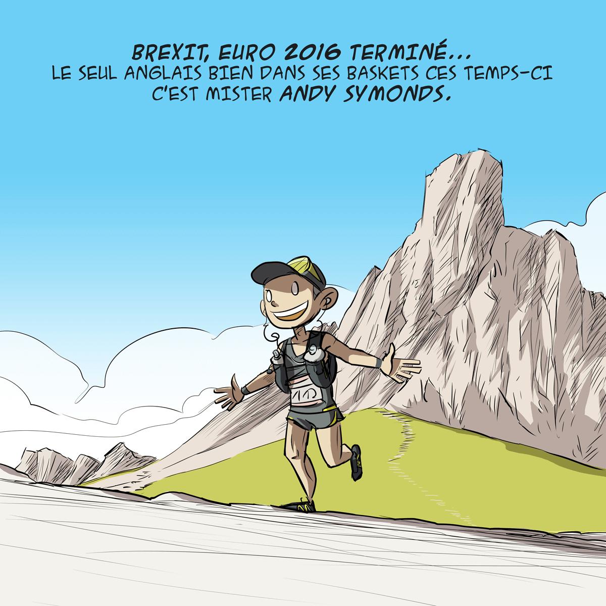 des bosses et des bulles - Lavaredo Ultra Trail feat Andy Symonds