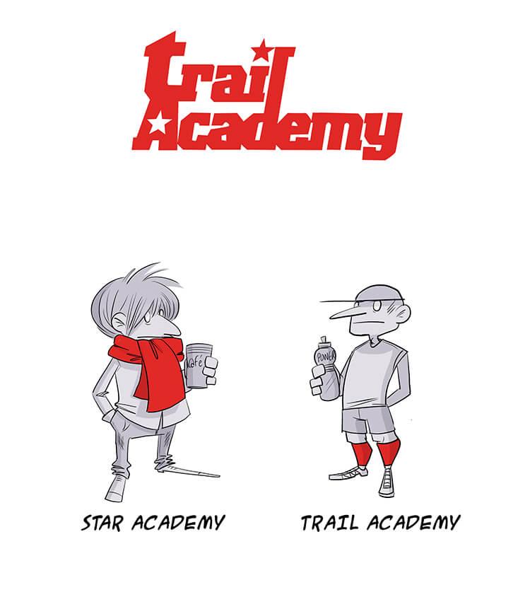 des bosses et des bulles - Trail Academy [2]