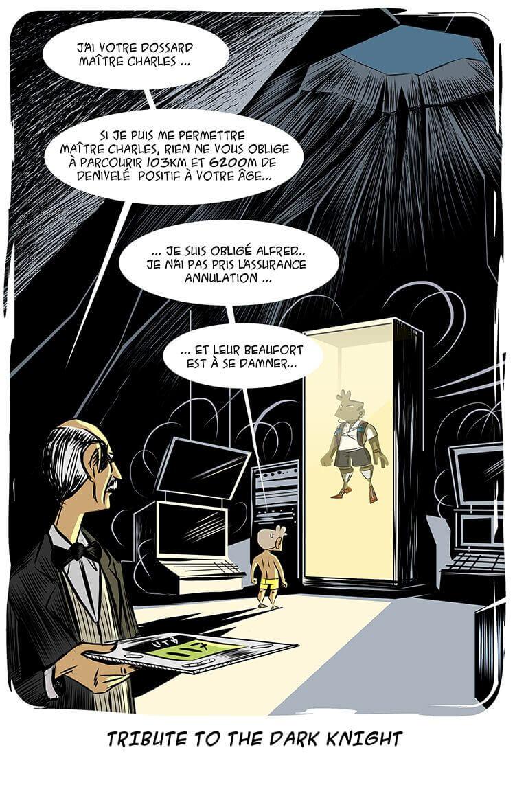 des bosses et des bulles - Tribute to The Dark Knight